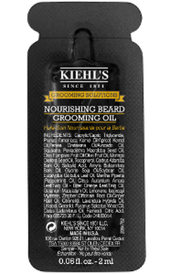 Nourishing Beard Oil vzorek
