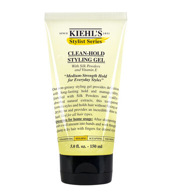 Clean Hold Styling Gel