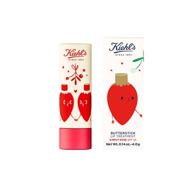 Butterstick Simply Rose Lip Treatment SPF-25 Holiday Limited Edition 2018