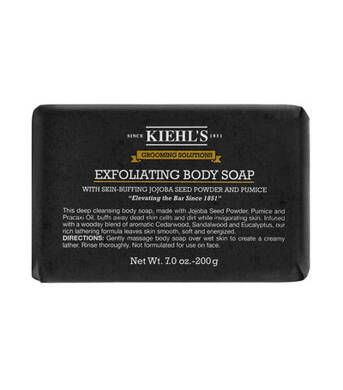 Grooming Solutions Exfoliating Body Soap