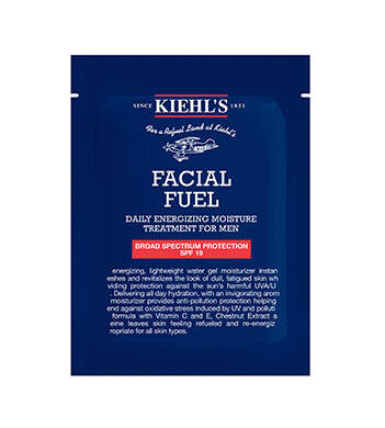 Facial Fuel Daily Energizing Moisture Treatment for Men vzorek
