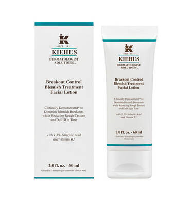 Breakout Control Acne Treatment Facial Lotion