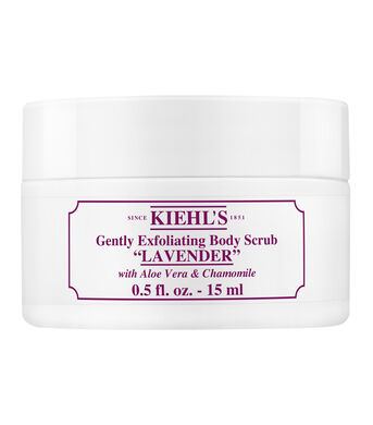 Gently Exfoliating Body Scrubs DLX - Lavender