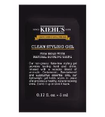 Grooming Solutions Clean Hold Styling Gel vzorek