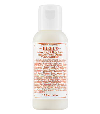 """DELUXE HAND & BODY LOTION WITH ALOE VERA & OATMEAL """"GRAPEFRUIT"""""""