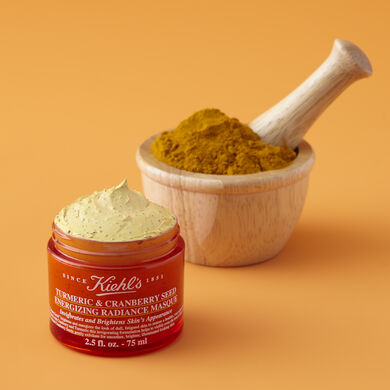 Turmeric & Cranberry Seed Masque
