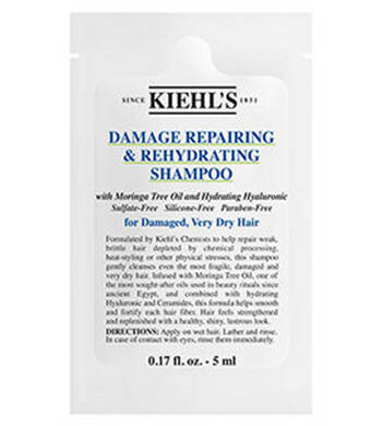 Damage Reparing & Rehydrating Shampoo vzorek
