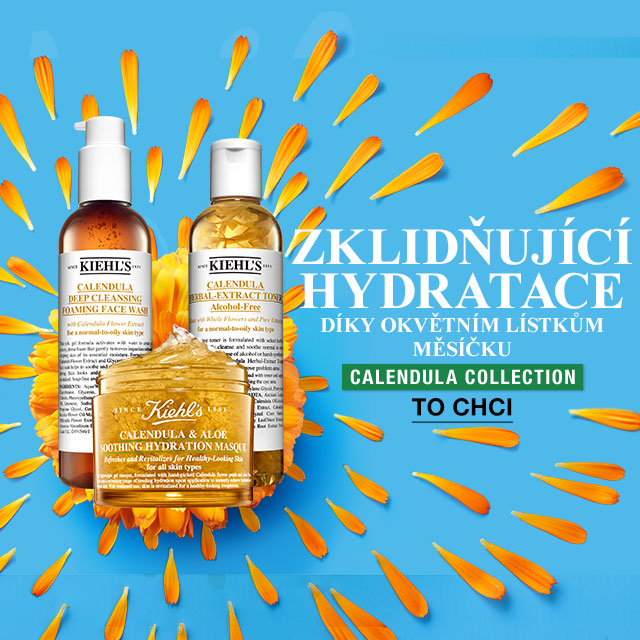 Calendula Collection Kiehl´s