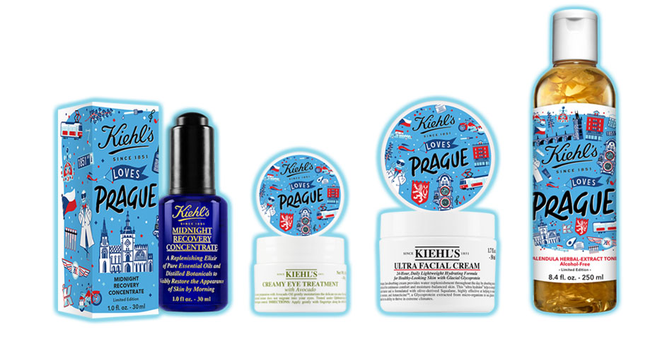 Kiehl's Loves Romania